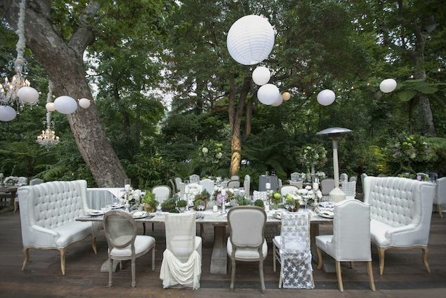 Alfresco Wedding With Mindy Weiss Revelry Event Designers