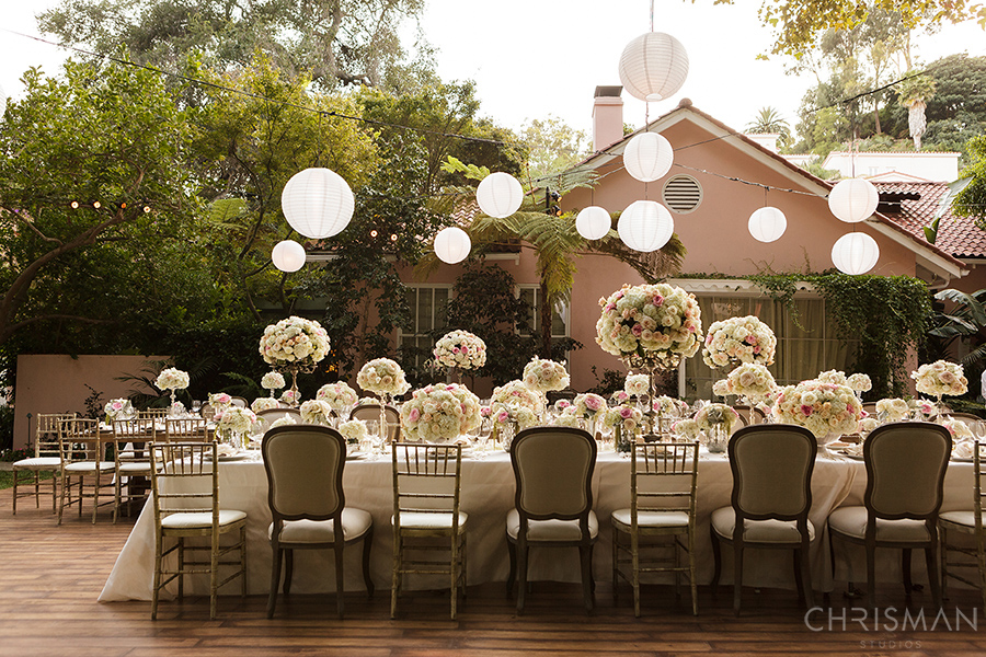 Hotel Bel Air Wedding With International Event Company Revelry Designers