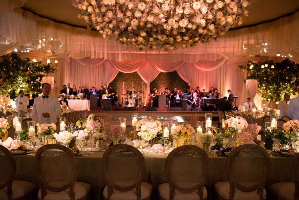 Beverly Hills Hotel Wedding From Iconic Event Studios Revelry Designers