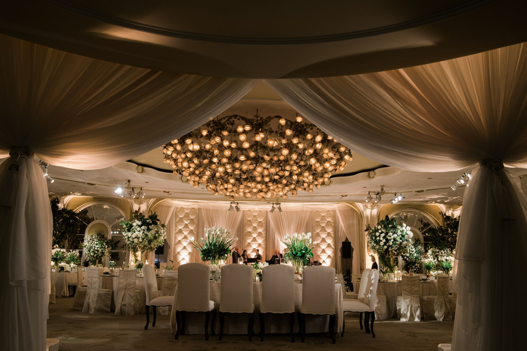 Garden Inspired Wedding, Revelry Event Designers, Levine Fox Events