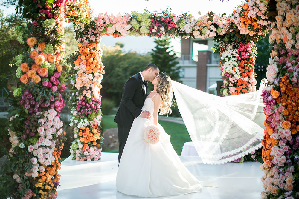 Four Seasons Westlake Village, Wedding, Ceremony Magazine