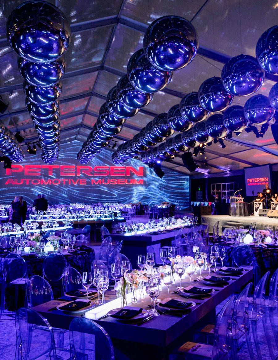 Petersen Automotive Museum Gala 1