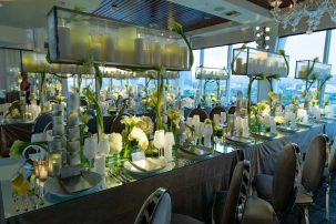 Luxurious Los Angeles 50th Birthday Party1