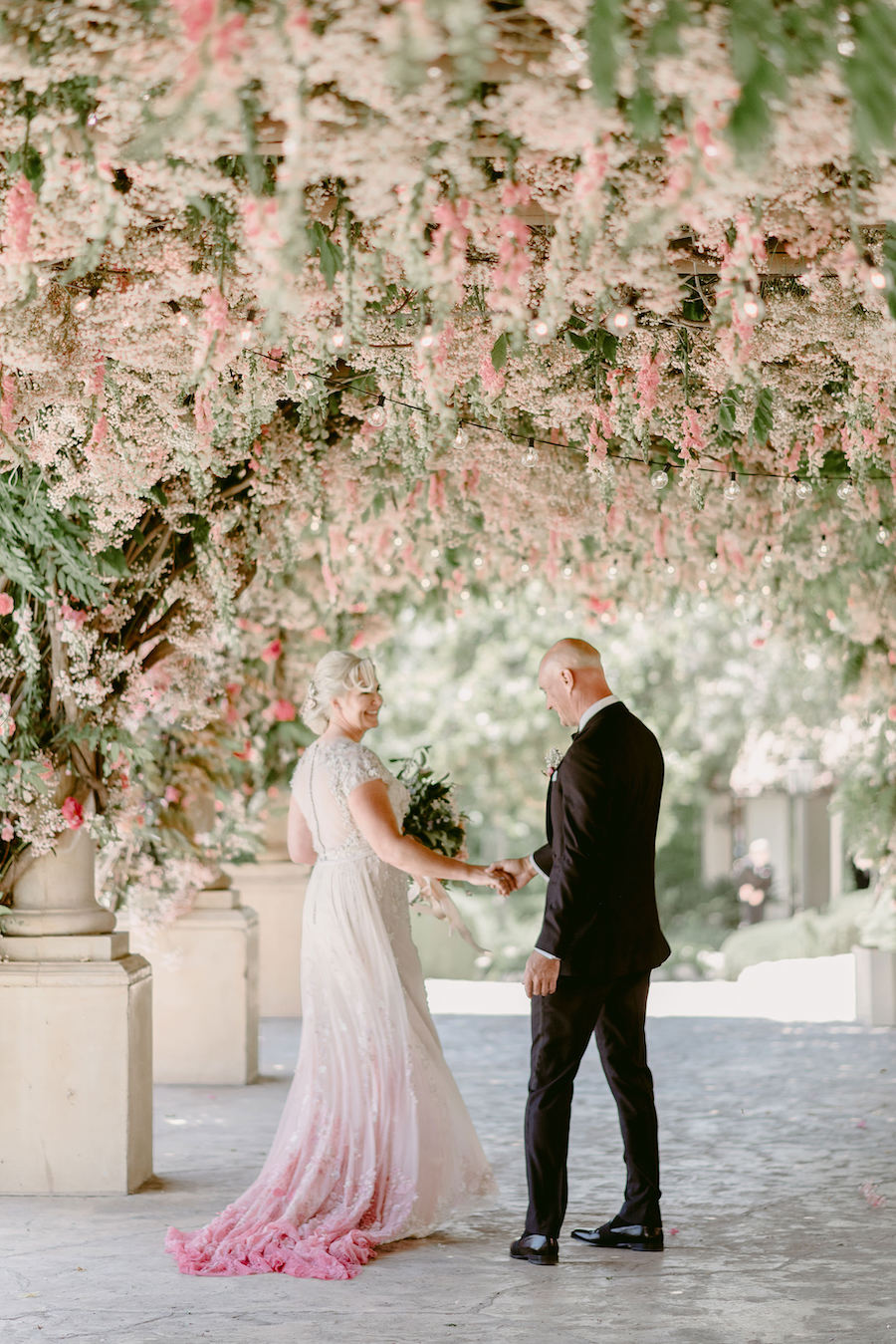 Chic Southern California Wedding Featured on WedLuxe1
