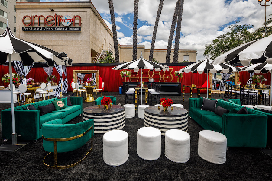 Hollywood Walk of Fame Celebration Featured on BizBash