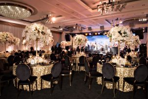 50th Anniversary Party Featured on Inside Weddings1
