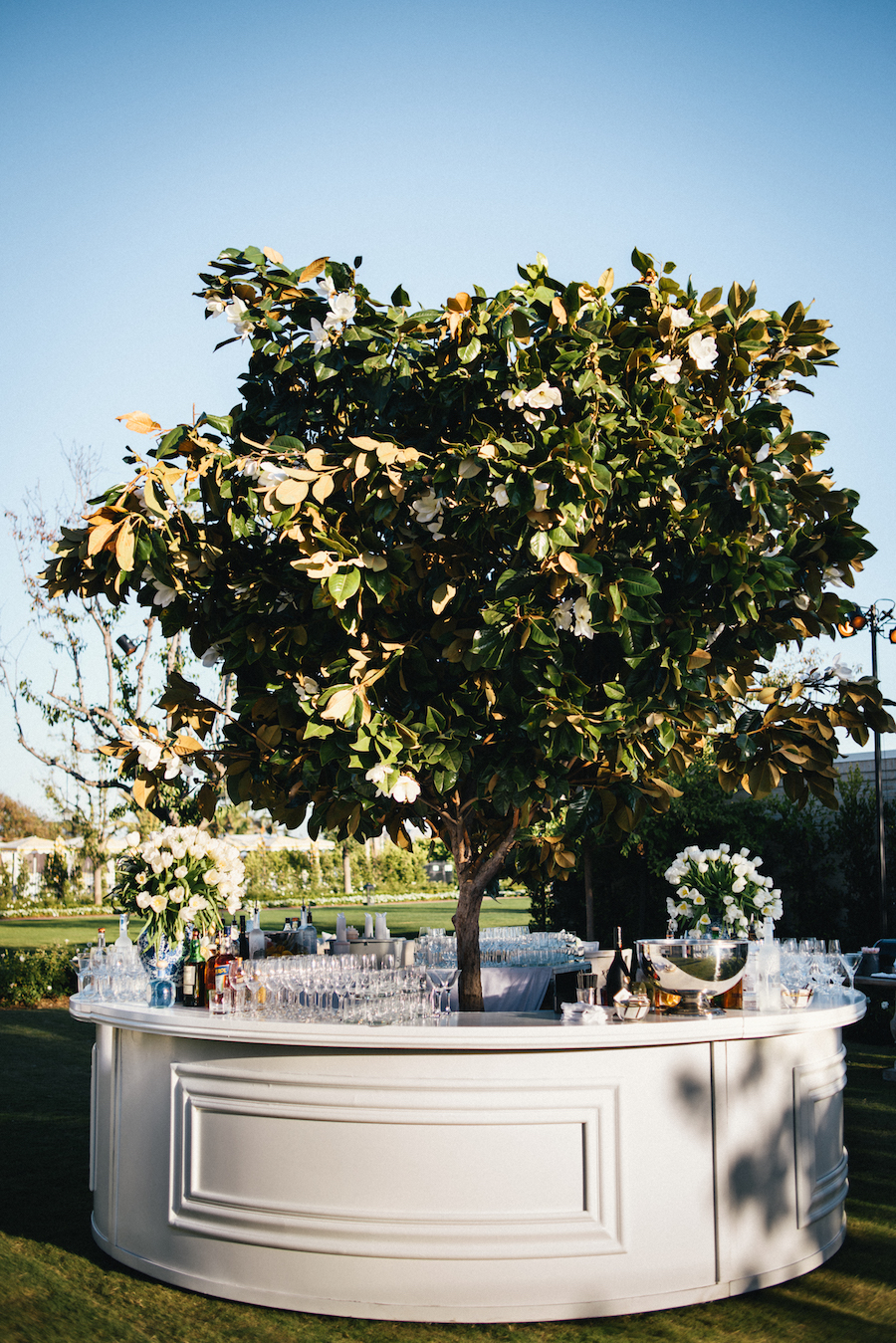 Candlelit Rosewood Miramar Beach Wedding