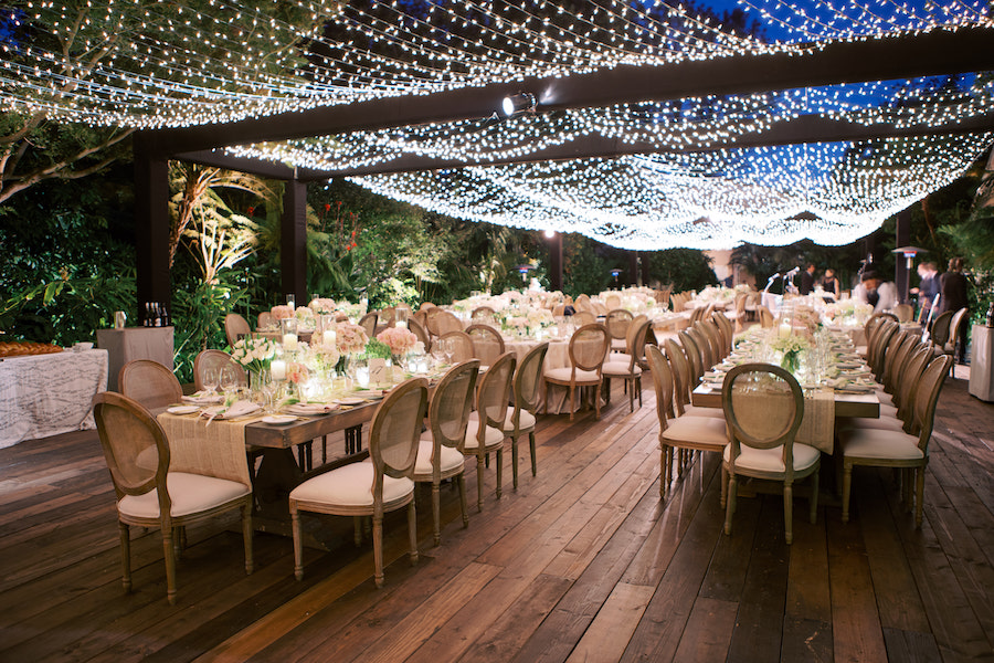 Hotel Bel Air Alfresco Wedding