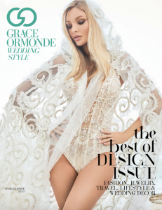 Surreal Art Inspired Birthday Celebration Featured in Grace Ormonde