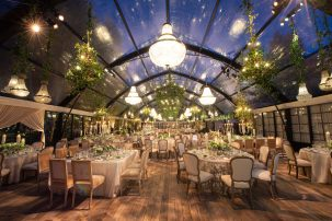 Spectacular Aspen Tented Wedding1