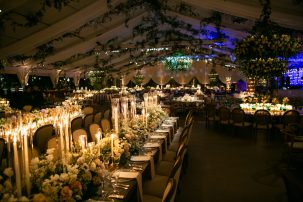 Tented Empire Polo Club Wedding1